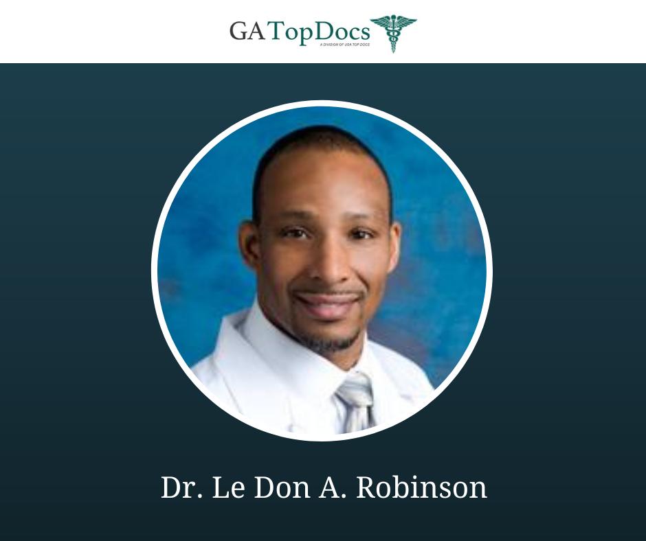 Dr. Le Don A. Robinson